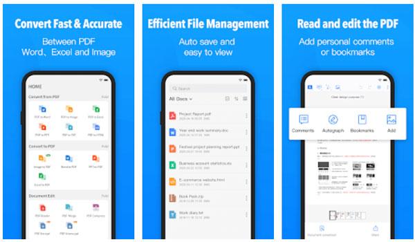 PDF to Word app