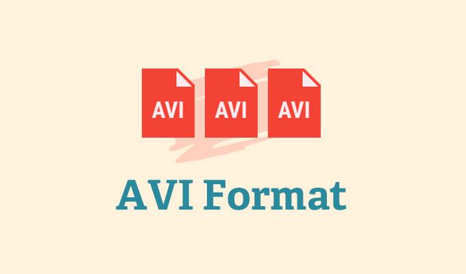 AVI format