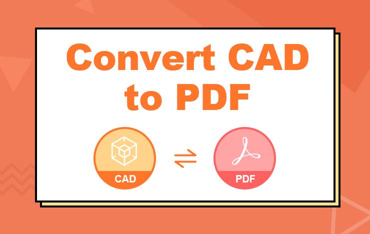 Convert CAD to PDF