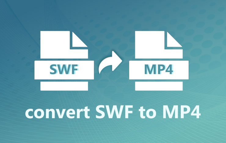 convert SWF to MP4