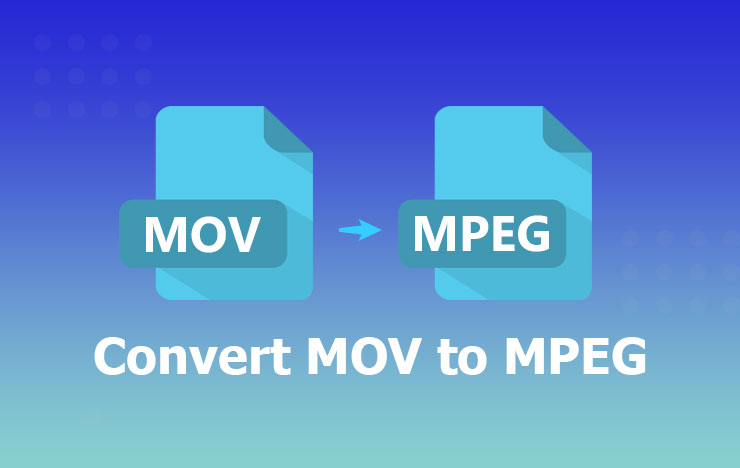 convert MOV to MPEG