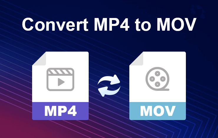 Convert MP4 to MOV