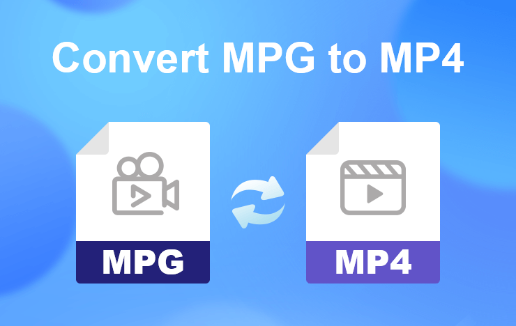 convert MPG to MP4