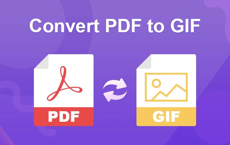 Convert PDF to GIF
