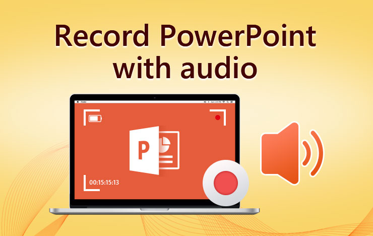 Record PowerPoint with Audio
