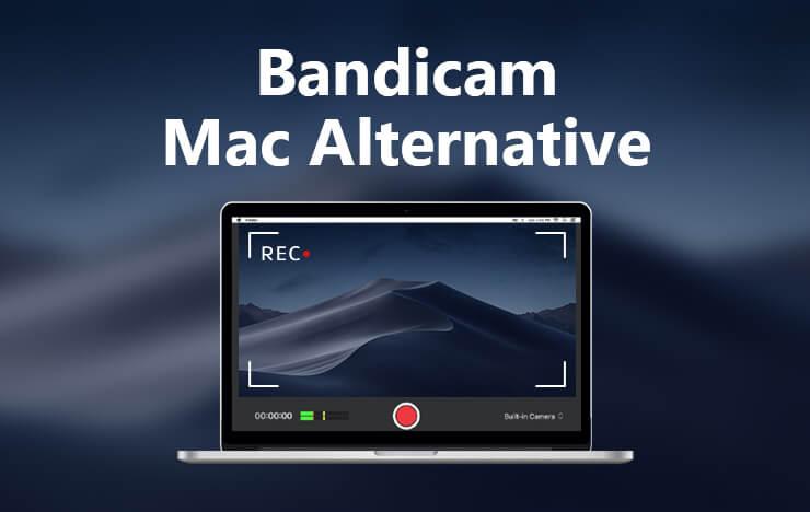 Bandicam Alternative for Mac