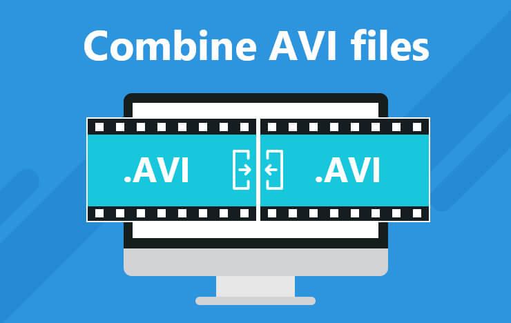 combine AVI files