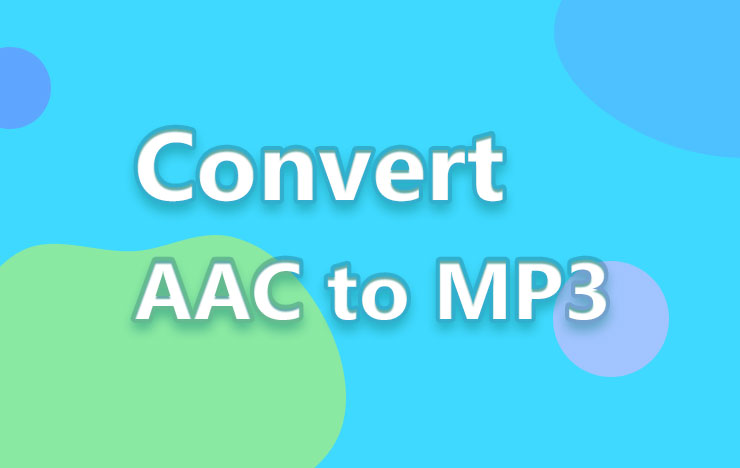 convert AAC to MP3