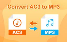 Convert AC3 to MP3