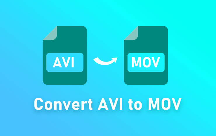 convert AVI to MOV