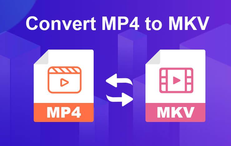 Convert MP4 to MKV