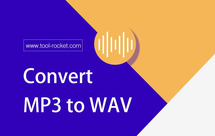convert MP3 to WAV