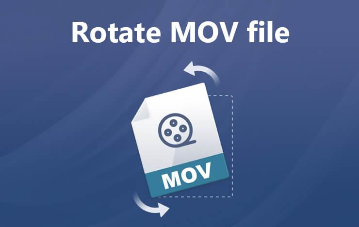 Rotate MOV file