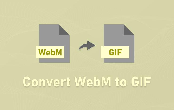 Convert WebM to GIF