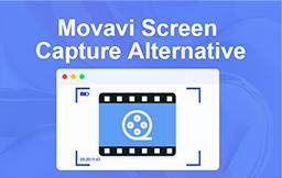 Movavi Screen Capture Alternatives
