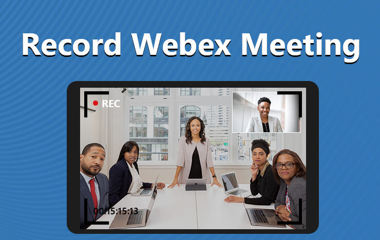 record Webex meeting