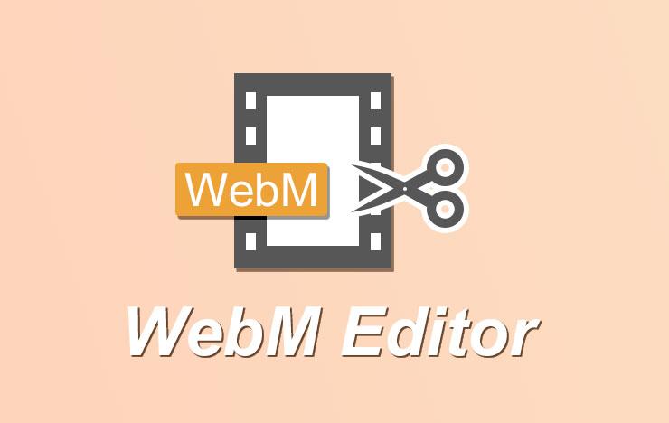 WebM editor